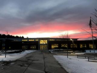 Sunrise at NRHS
