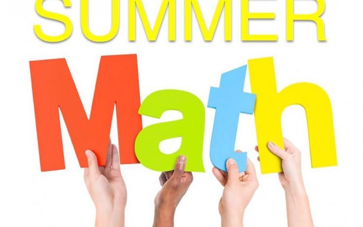 Optional Summer Math Packet